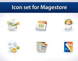 #15 para Design Icon Set for Magestore (will choose 3 winners) de topcoder10