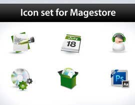 #35 para Design Icon Set for Magestore (will choose 3 winners) por topcoder10