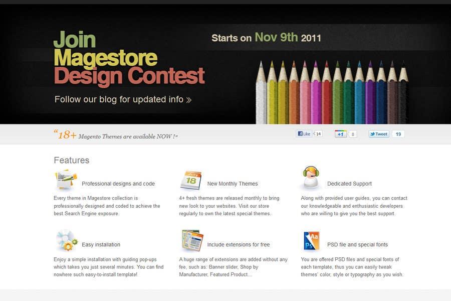 Kilpailutyö #                                        14                                      kilpailussa                                         Design Icon Set for Magestore (will choose 3 winners)