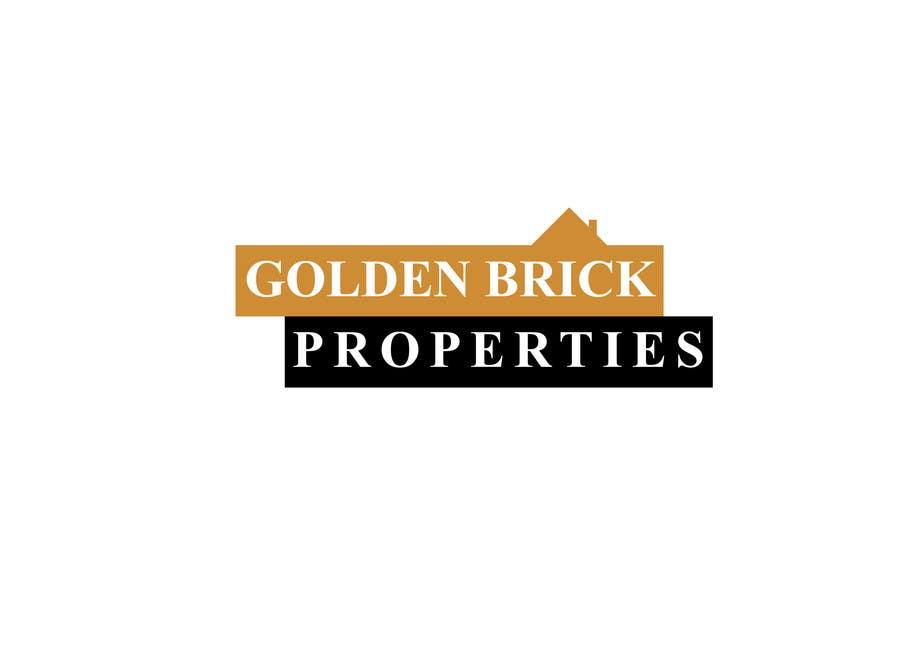 Kilpailutyö #17 kilpailussa Design a Logo for a property investment company.