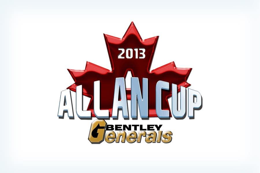 Конкурсная заявка №15 для Logo Design for Allan Cup 2013 Organizing Committee