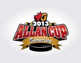 #27 para Logo Design for Allan Cup 2013 Organizing Committee por ivandacanay