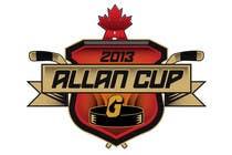 Graphic Design Конкурсная работа №141 для Logo Design for Allan Cup 2013 Organizing Committee
