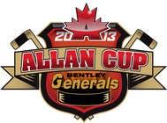 Graphic Design Конкурсная работа №100 для Logo Design for Allan Cup 2013 Organizing Committee