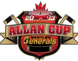 #100 cho Logo Design for Allan Cup 2013 Organizing Committee bởi neriomones
