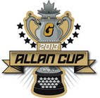 Graphic Design Конкурсная работа №60 для Logo Design for Allan Cup 2013 Organizing Committee