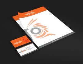 #112 for Design a logo, business card and company letterhead for an IT startup af eddesignswork