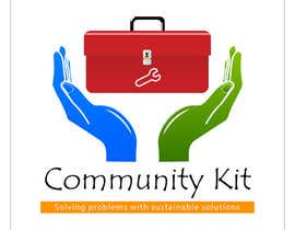 #8 for Design a Logo for the not-for-profit Community Kit af abhi1992