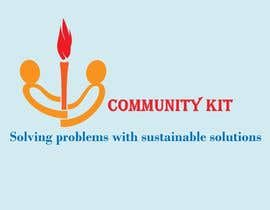 #2 for Design a Logo for the not-for-profit Community Kit af sbshatl