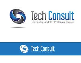 nº 112 pour Design a Logo for Tech Consult par bestidea1