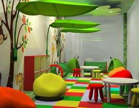 #19 для Interior design children's entertainment center. от deandavid777