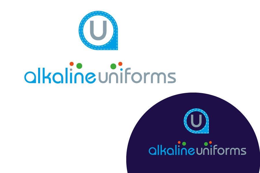 Develop a Corporate Identity for Akaline Uniforms, LLC için 2 numaralı Yarışma Girdisi