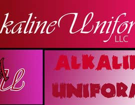 #90 for Develop a Corporate Identity for Akaline Uniforms, LLC by zonisto