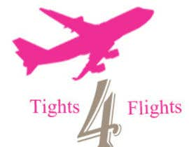 nº 21 pour Design a Logo for Tights 4 Flights par bibekad123