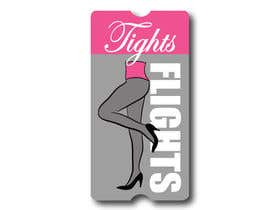 #32 para Design a Logo for Tights 4 Flights por MitchGrafix