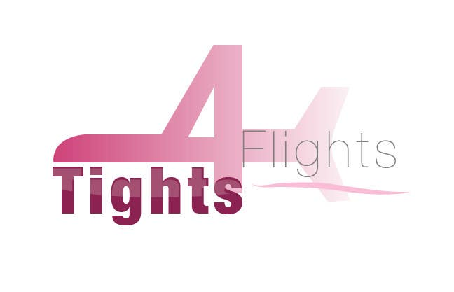 #19 for Design a Logo for Tights 4 Flights by sofiaruiz