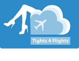#5 para Design a Logo for Tights 4 Flights por benzenro