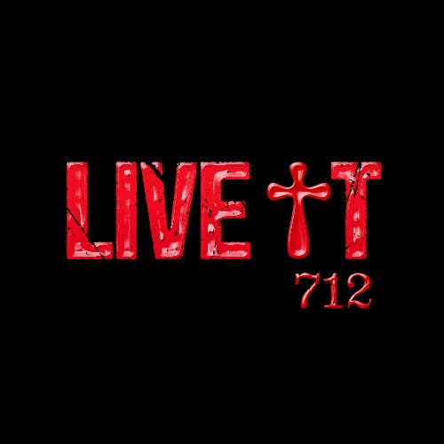 #108 for Live it 712 T-shirt design by alkasingh2000