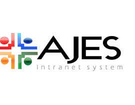 #28 for Design a Logo for AJES Intranet System by drcash
