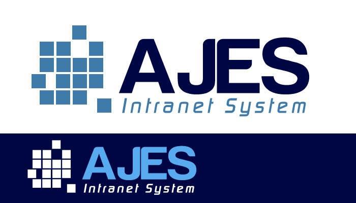 Bài tham dự cuộc thi #                                        32                                      cho                                         Design a Logo for AJES Intranet System