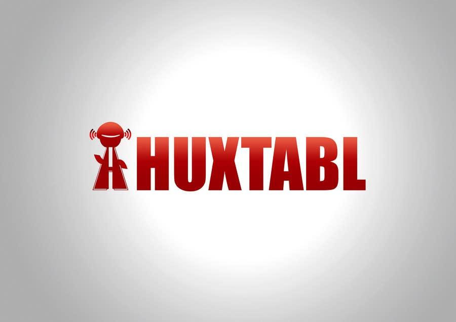 Konkurrenceindlæg #333 for Logo Design for Huxtabl