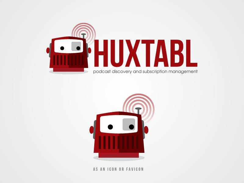 Конкурсная заявка №293 для Logo Design for Huxtabl