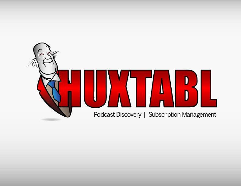 Konkurrenceindlæg #348 for Logo Design for Huxtabl