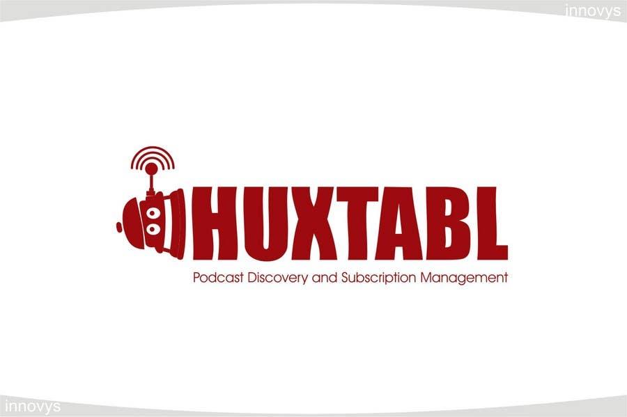 Konkurrenceindlæg #327 for Logo Design for Huxtabl