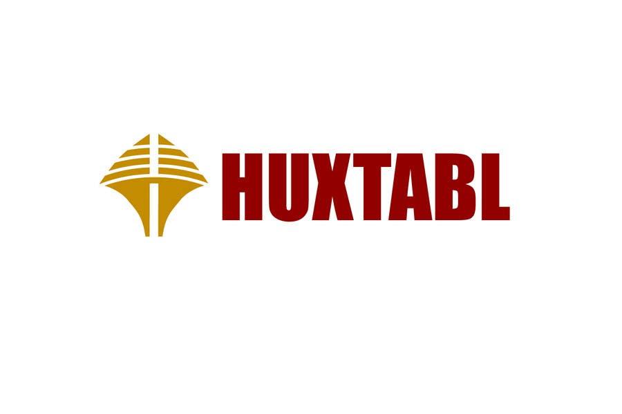 Konkurrenceindlæg #192 for Logo Design for Huxtabl