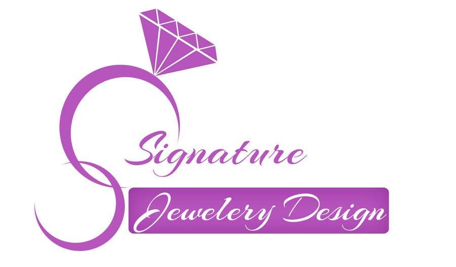 Bài tham dự cuộc thi #6 cho Design a Logo for jewlery design business