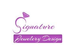 nº 7 pour Design a Logo for jewlery design business par emocore07