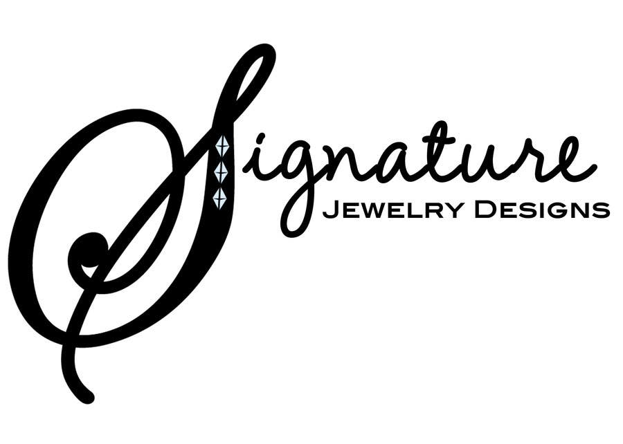 #32 for Design a Logo for jewlery design business by mgzs