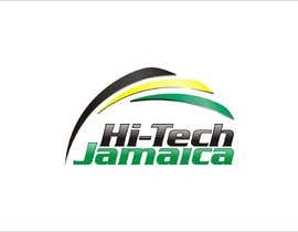 #81 para Logo for Hi-Tech Jamaica por abd786vw