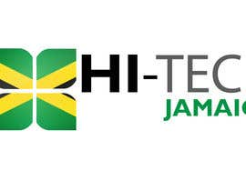 #175 para Logo for Hi-Tech Jamaica por LucianCreative
