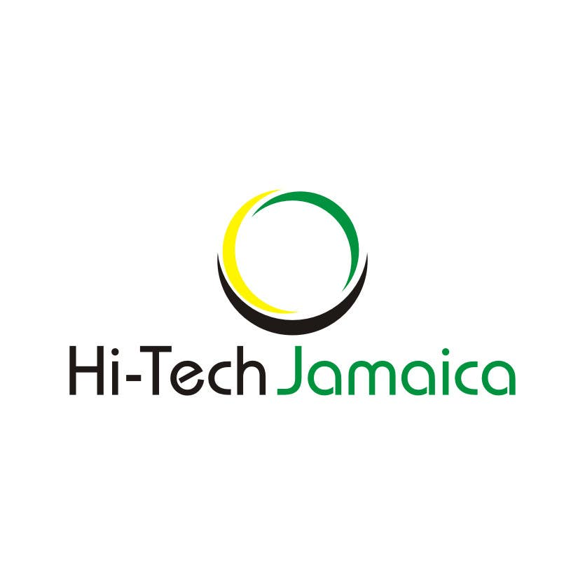 #163 for Logo for Hi-Tech Jamaica by ibed05