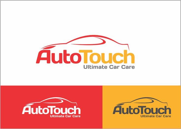 Bài tham dự cuộc thi #                                        76                                      cho                                         New ideas for Auto Touch Logo