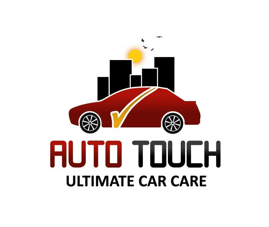 Bài tham dự cuộc thi #                                        81                                      cho                                         New ideas for Auto Touch Logo