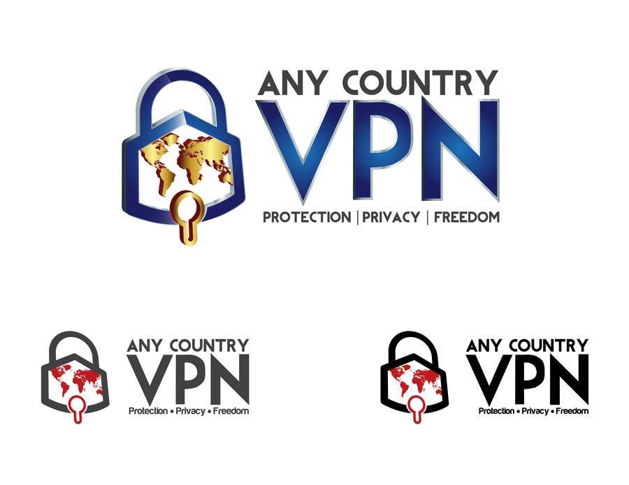 Inscrição nº 105 do Concurso para Design a Logo for a VPN Provider