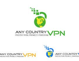 #33 cho Design a Logo for a VPN Provider bởi alice1012