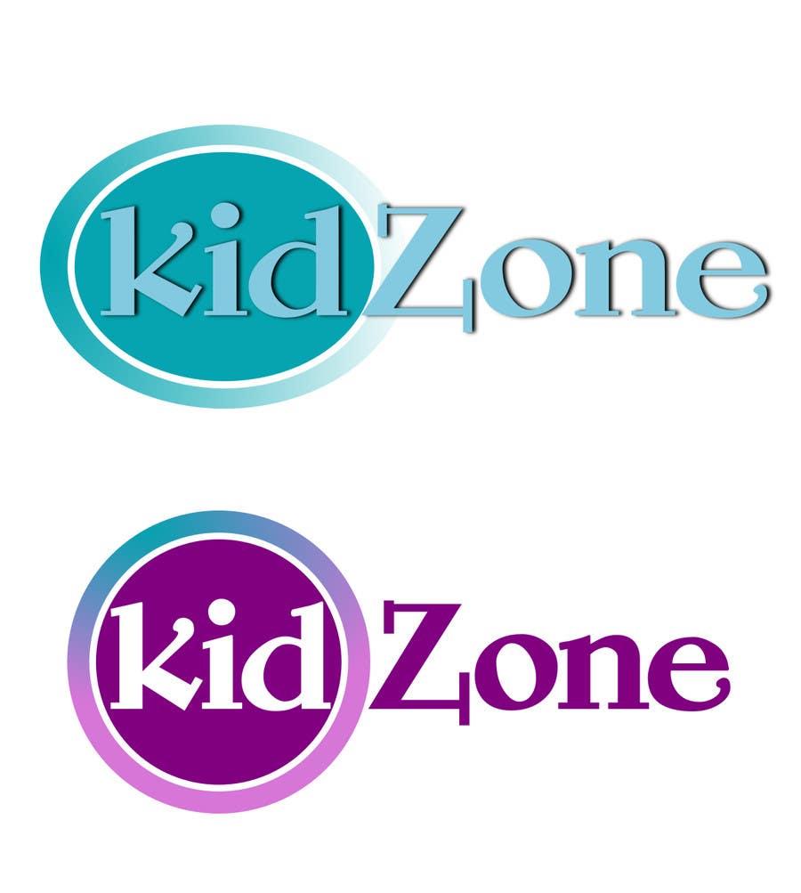 Entry #14 by danijelaradic for kidZone Logo Design | Freelancer