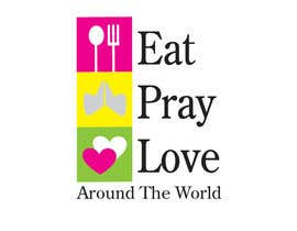 #21 para Eat Pray Love around the world por watzinglee