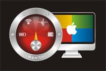 Contest Entry #201 for Design an App Icon for iMonitor (Mac App)