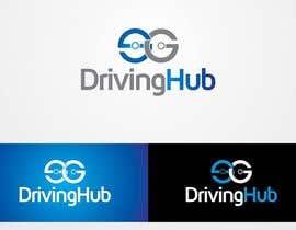 #44 untuk Design a Logo for SGDRIVINGHUB oleh ajdezignz