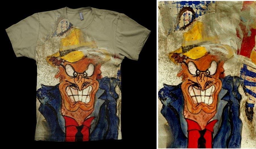 Penyertaan Peraduan #                                        46                                      untuk                                         T-shirt Design for Featherhead