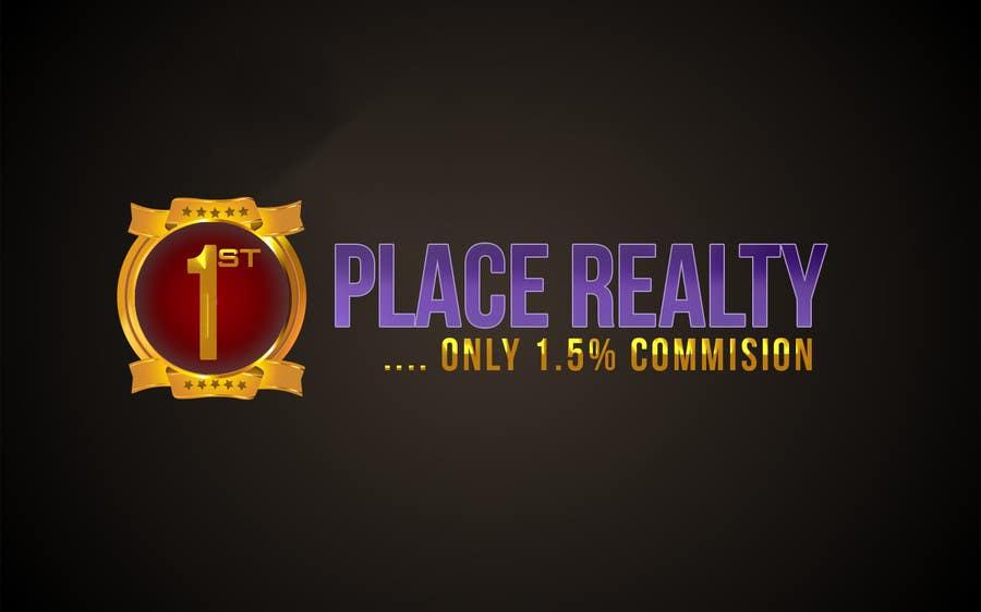 Inscrição nº 75 do Concurso para 1st Place Realty