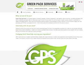 #31 for Banner for Packaging Company by olitomas