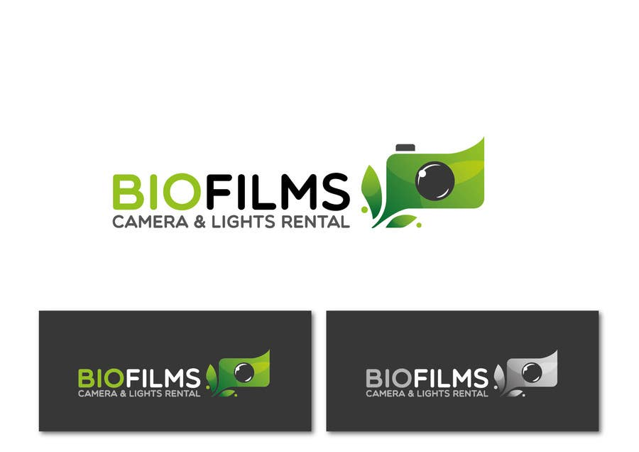 #114 for Design logo for film equipement rental company by anamiruna