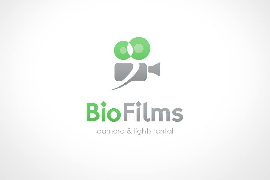 #117 for Design logo for film equipement rental company by elliotthefford