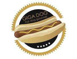 #11 para Giga Dog - Hot Dog Gourmet por RMorgadinho