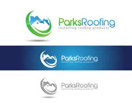 #229 for Design a Logo for Parks Roofing by bestidea1